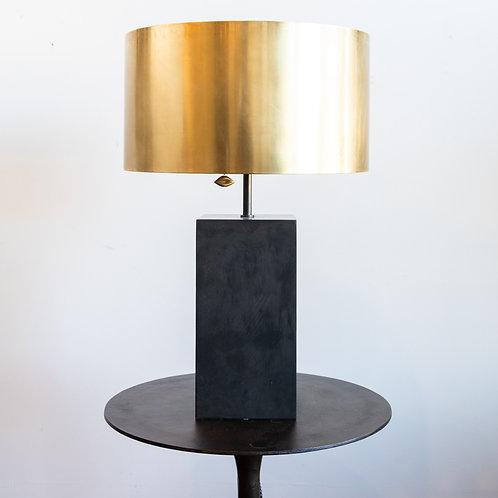 Zuma Bronze Lamp & Antique Bronze Shade