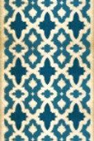 Pattern 31   The Blue Mosque Vinyl Floor Mat