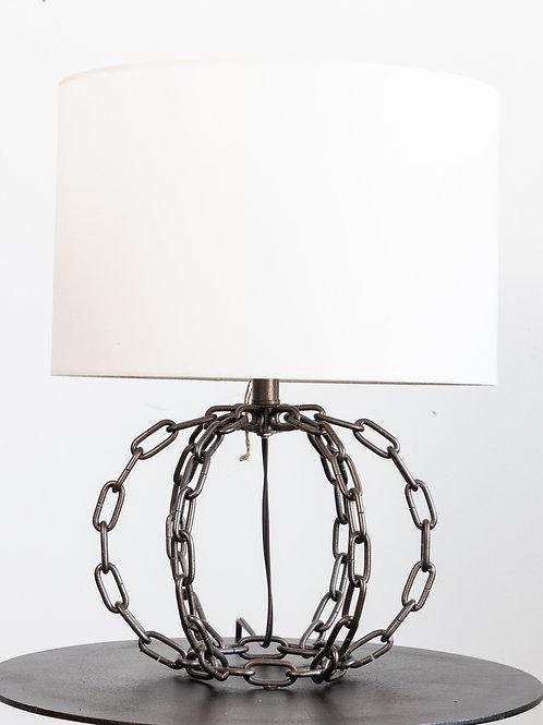 Metal Chain Lamp