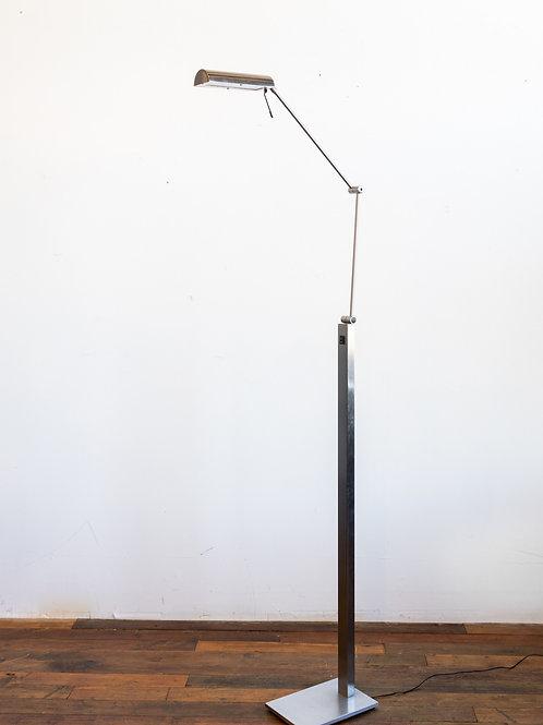 Stainless Steel LED Floor Lamp