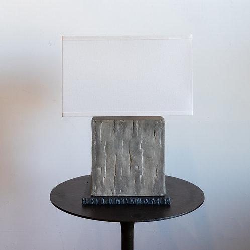 La Brea Sandstone Table Lamp - 22H x 16W
