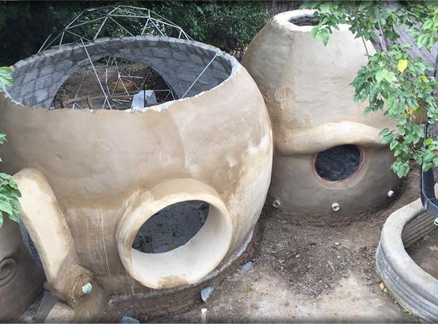Alosha's almost finished dome