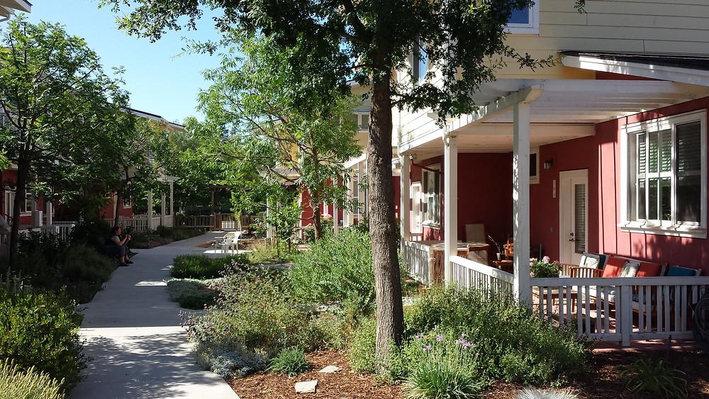 La Querencia Co-housing of Fresno