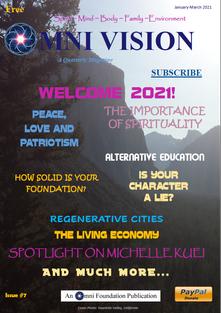 Omni Vision Issue #7