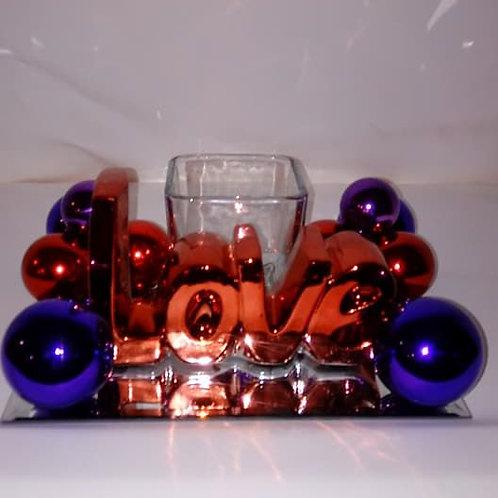 Red Love Centerpiece