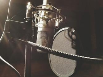 レコーディング日。