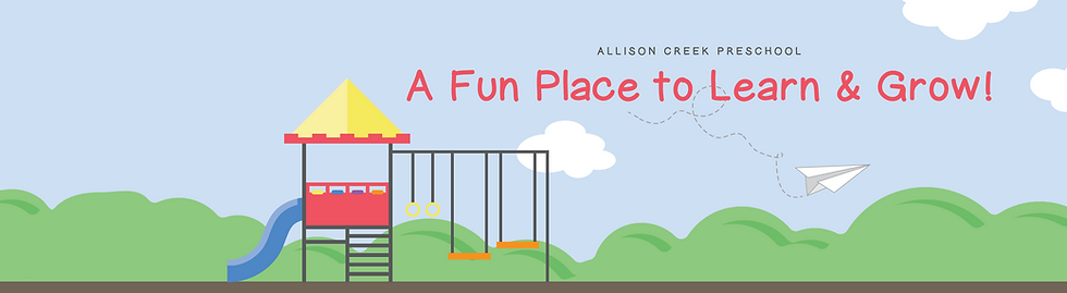A Fun Place to Learn and Grow Banner-02.