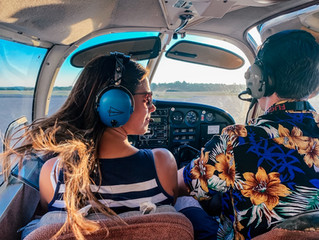 Women in Aviation!