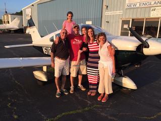 Air Ventures Alum acquires new plane!