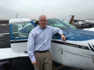 John Ayers completes First Solo Flight!