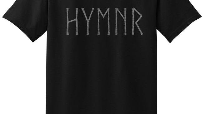 "T-shirt ""Rune Logo"" Black"