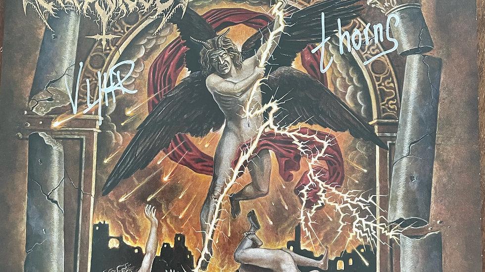 Signed Wrath Of Wraths White Vinyl