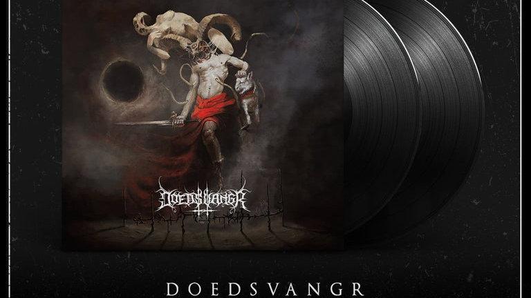 Black Vinyl Satan Ov Suns, with poster