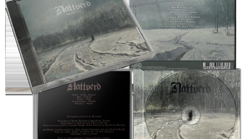 Vandring CD