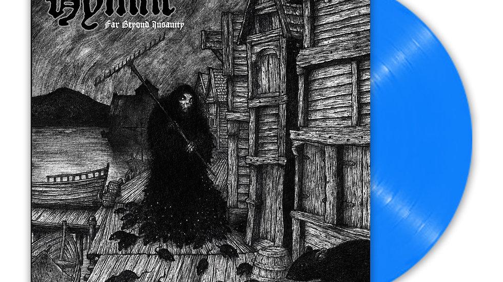 Blue Vinyl Far Beyond Insanity