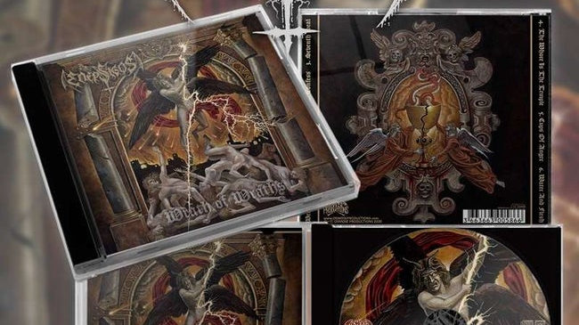 """CD """"Wrath of Wraths"""""""