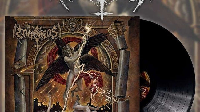 "Vinyl ""Wrath of Wraths"" Black"