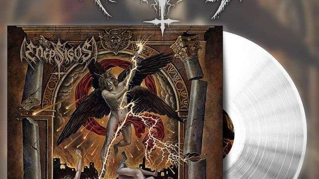 "Vinyl "" Wrath of Wraths"" White Opaque"
