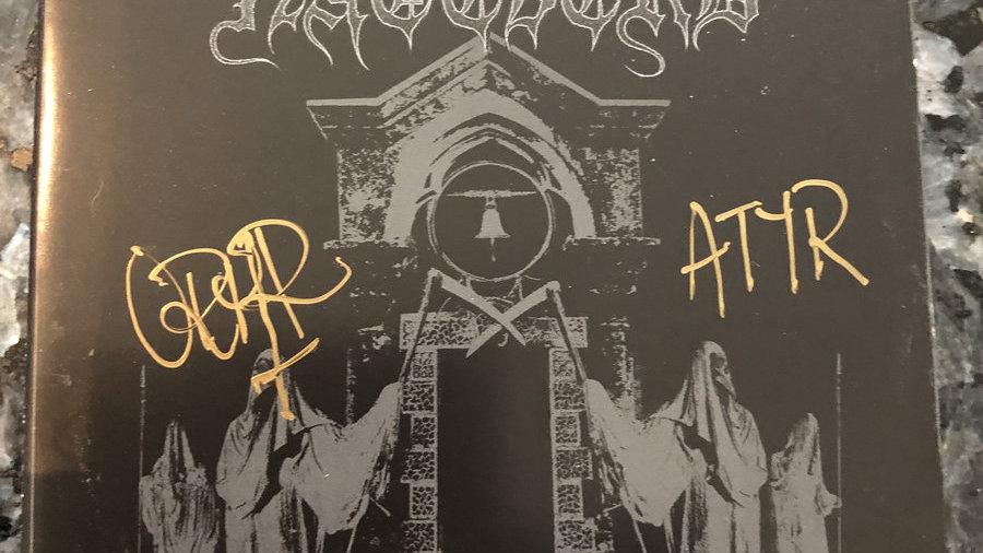 Vi Vet gud Er En Løgner Black Vinyl (Signed)