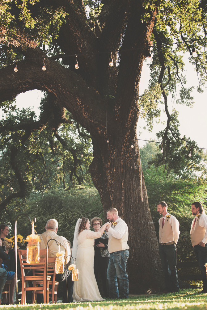 Brittany + Josh   Houston Wedding Photographer   Tomball, TX