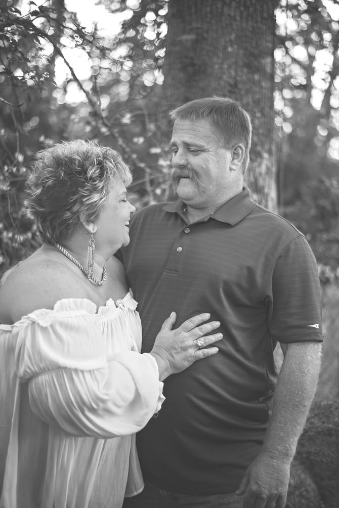 Patti + Dean | Houston, TX Couples Photographer