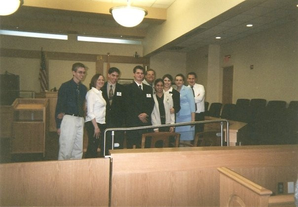 Mock Trial Class of 2004