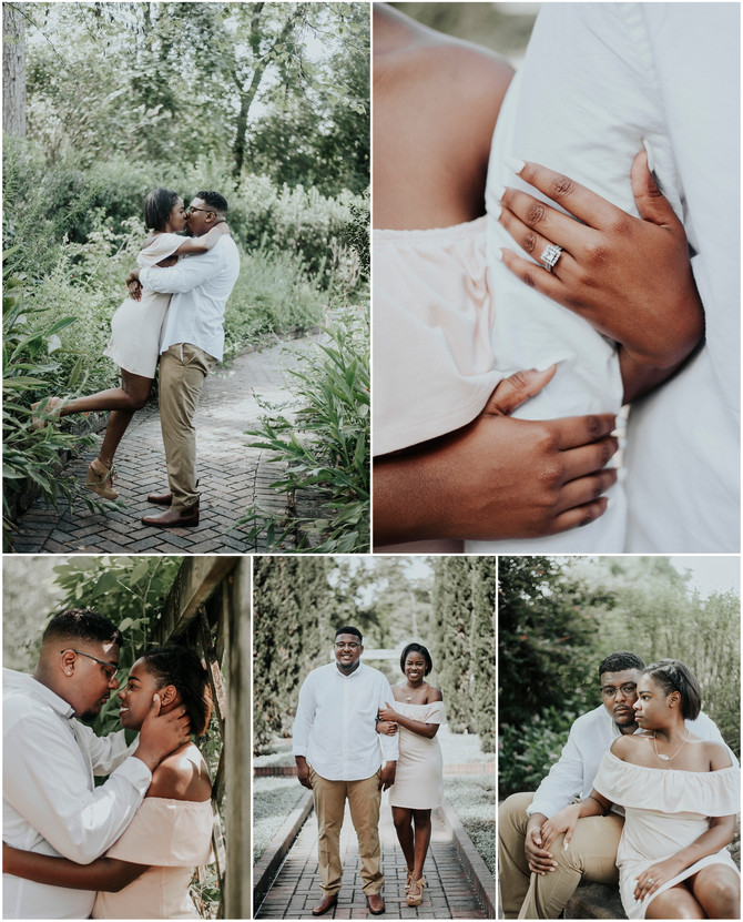 Bethany + Mustapha | Houston Engagement Photographer | Humble, TX