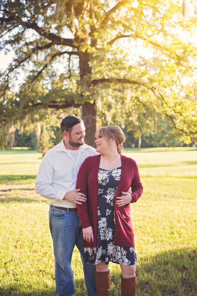 Jennifer + Nick | Houston Engagement Photographer | Conroe, Tx