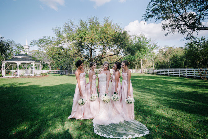 Will You Be My Bridesmaid? | Houston Wedding Photographer | Houston, TX