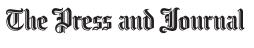 Press andJournal article Wardhill Castle