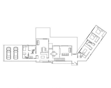 Casa 245m2, Chicureo, Primer Piso, Medit