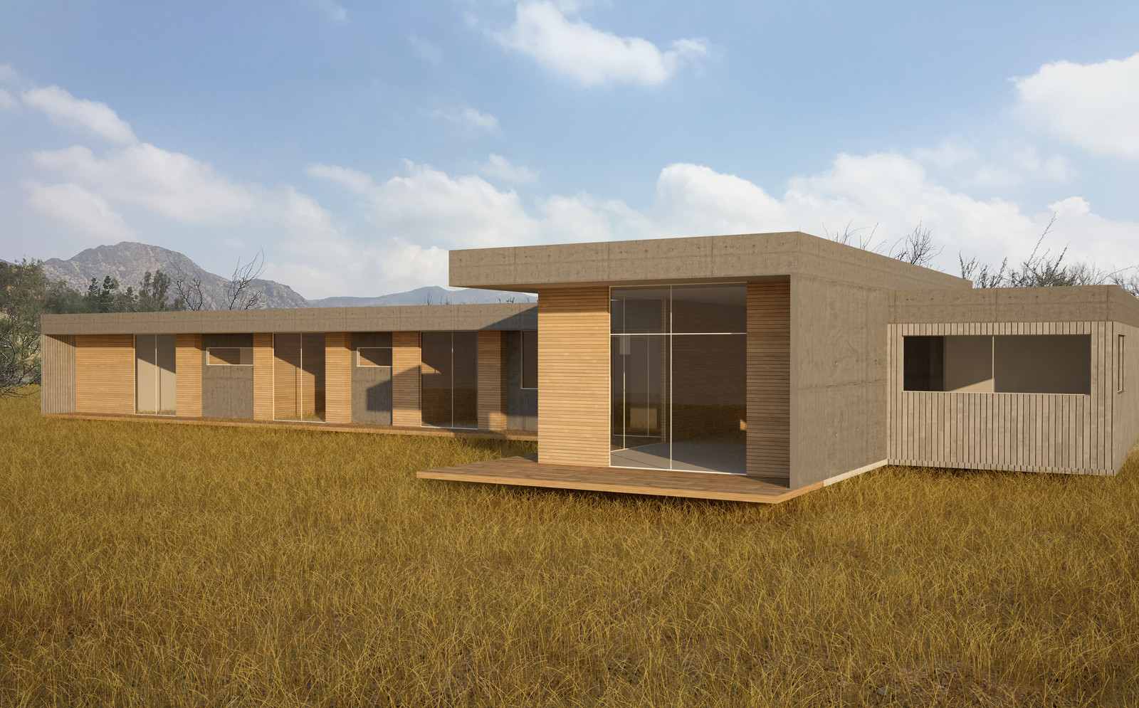 Modelos de casas - Casas prefabricadas llave en mano ...