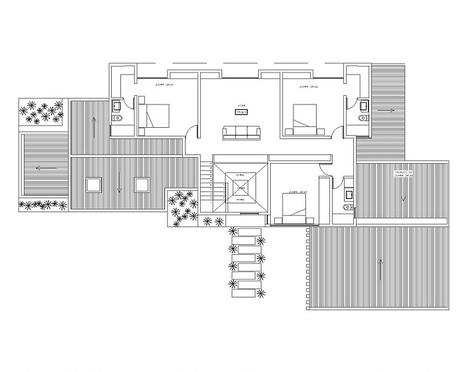 Casa 350m2, Mediterranea, Chicureo, Segu