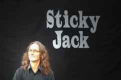 Tony Guitarist StickyJack