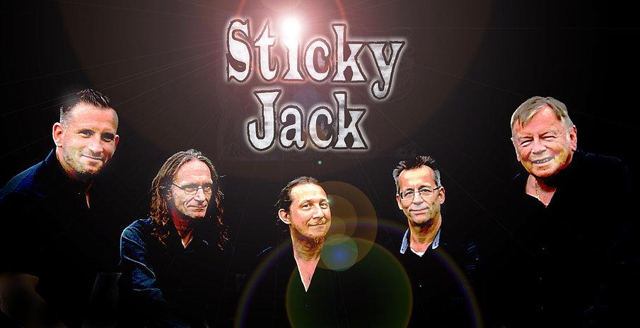 Stickyjack wedding band