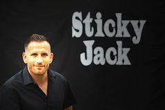 Gareth Lead singer StickyJack