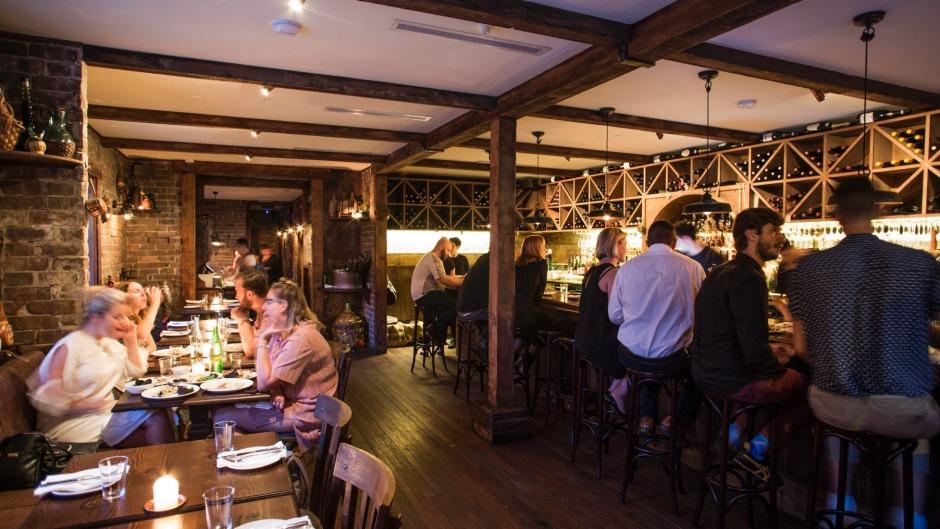 Pino's Vino e Cucina Renovation - Big Bu