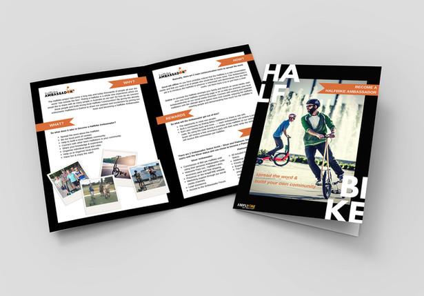 Pixels or Paper - HB Ambassador brochure