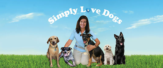 WEBSITE BANNER - SIMPLY LOVE DOGS 1ST MA