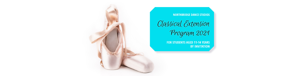 NDS Classical Extension Program banner.p