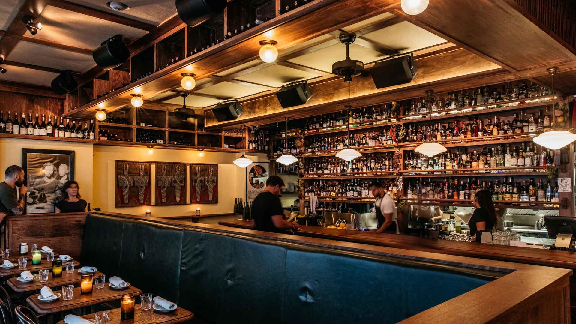 Alberto's Lounge Renovations - Big Build