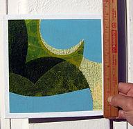 Petite delicatessen 2006 - 2015. Pequeño formato. Cuadros, pinturas, derivados, bocetos para una obra de mayores dimensiones. Oleo sobre tela montada en madera, 20 X 20 cm.