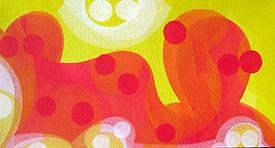 bocetos para la serie: el evangelio del boomerang; acuarelas