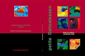 Variaciones sobre un tema de Mallarme. Cuadros, pinturas, derivados, bocetos para una obra de mayores dimensiones.