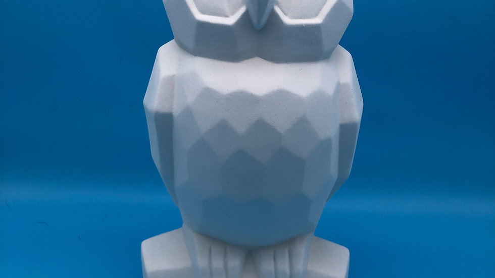 Large Faceted Owl