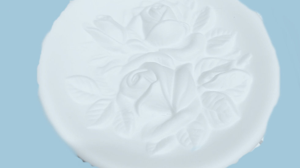 Rose Plate - small