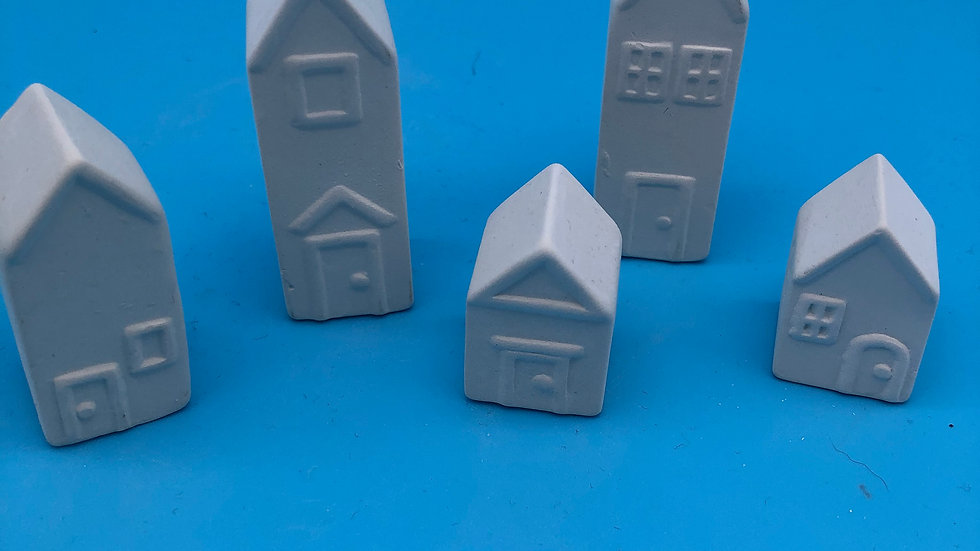Tiny House set of 5