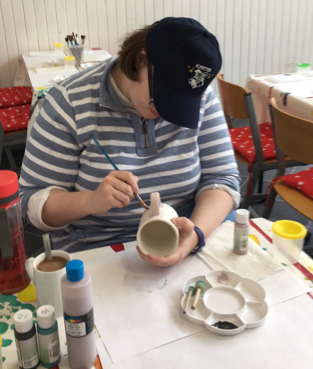 Paint Your Own Ceramics booking