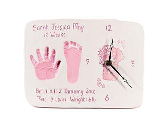 Clock - Pink IMG_5135.jpg