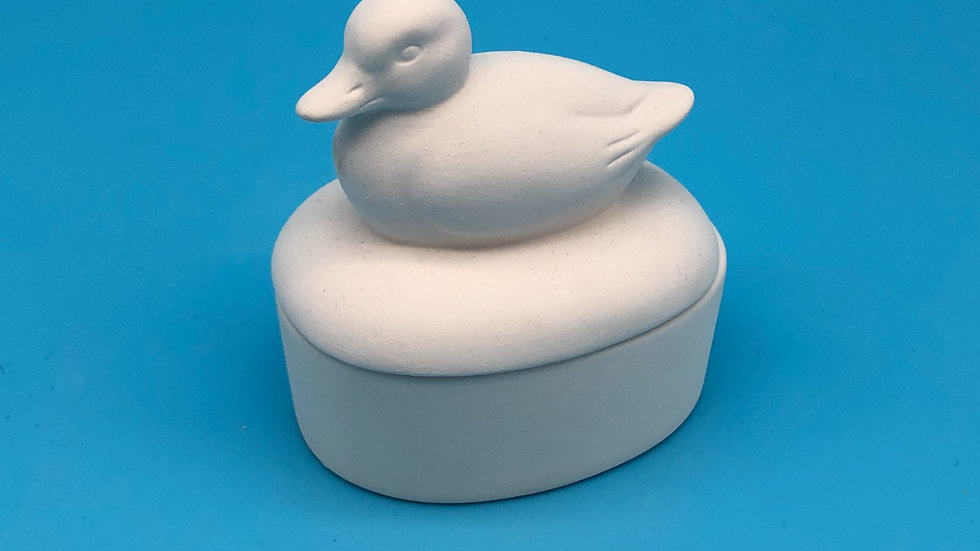 Little Duck Trinket Box